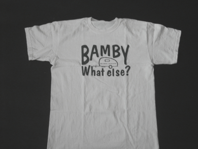 Tshirt MAMBY! What else?
